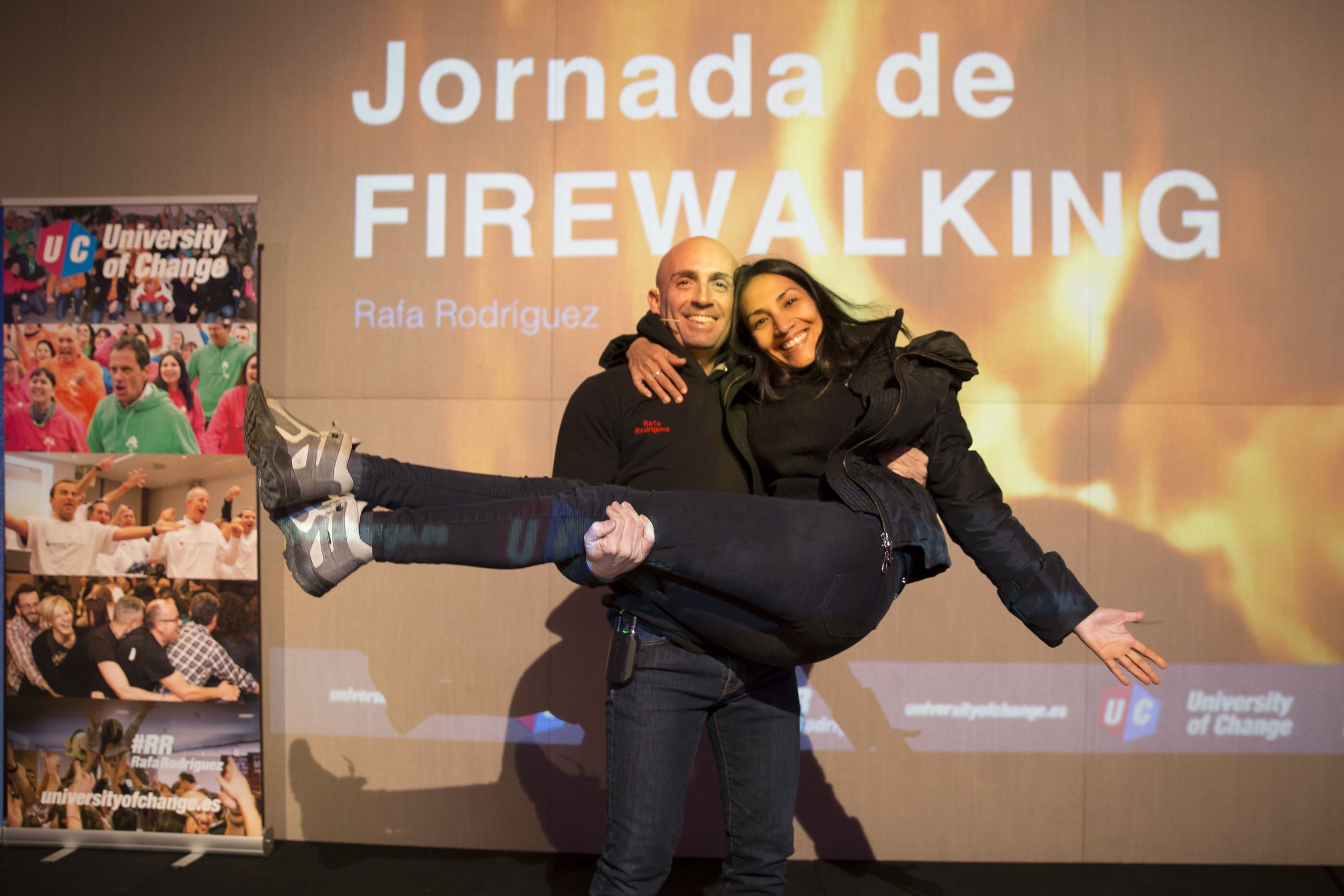 Rafa Rodríguez & Jennifer Moreno