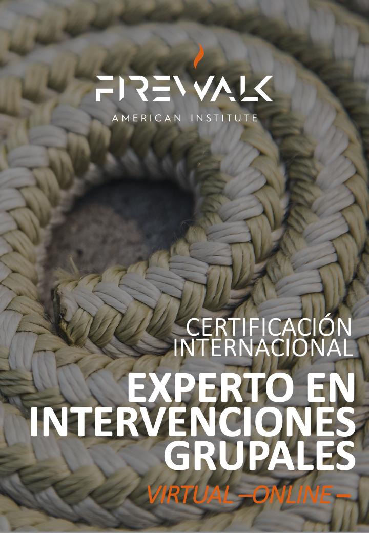 Experto Intervenciones Grupales